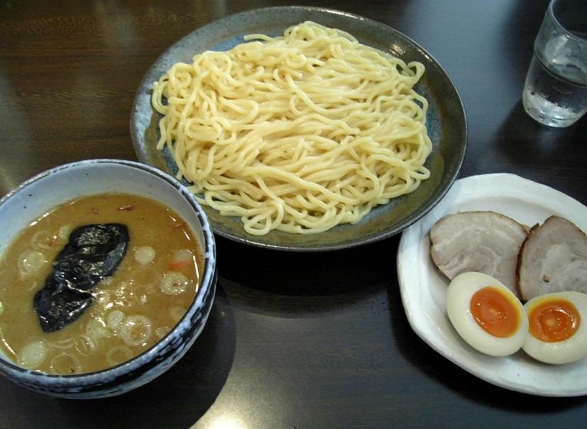 五反田駅_ラーメン_つけそば麺彩房五反田店