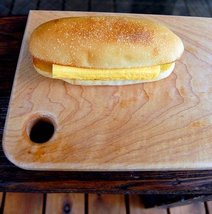 代々木駅_CAMELBACK_すし屋のたまごパン