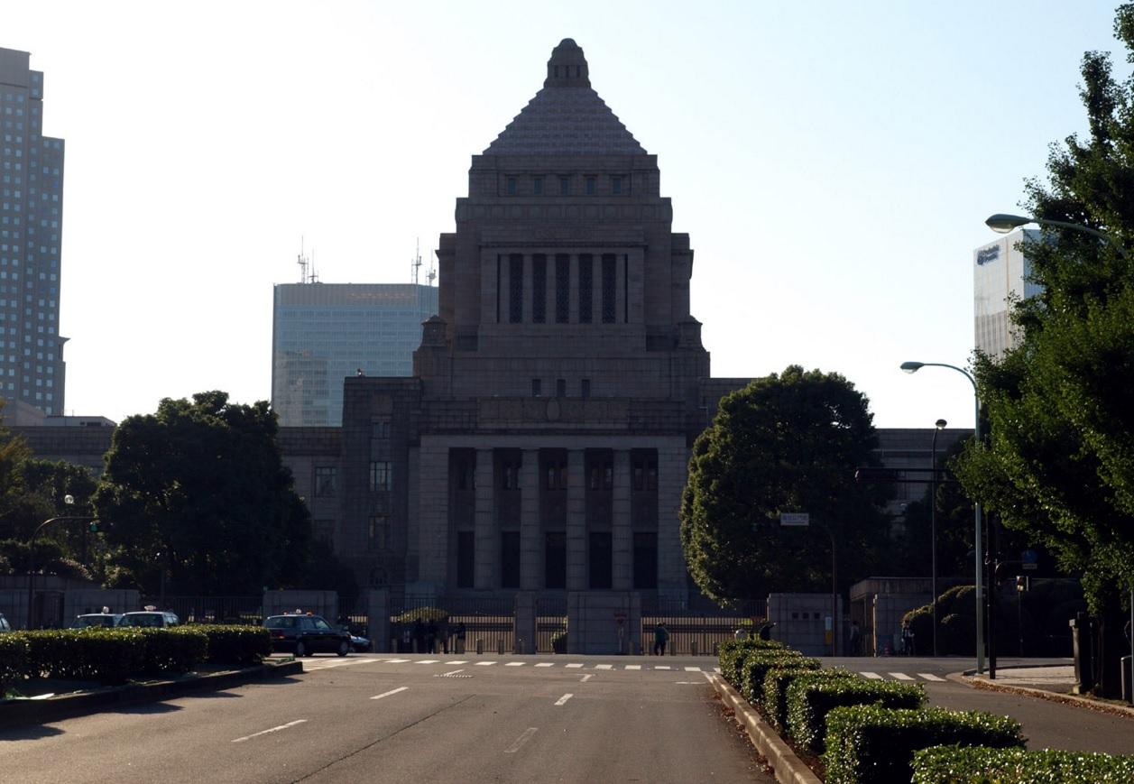 千代田区_国会議事堂