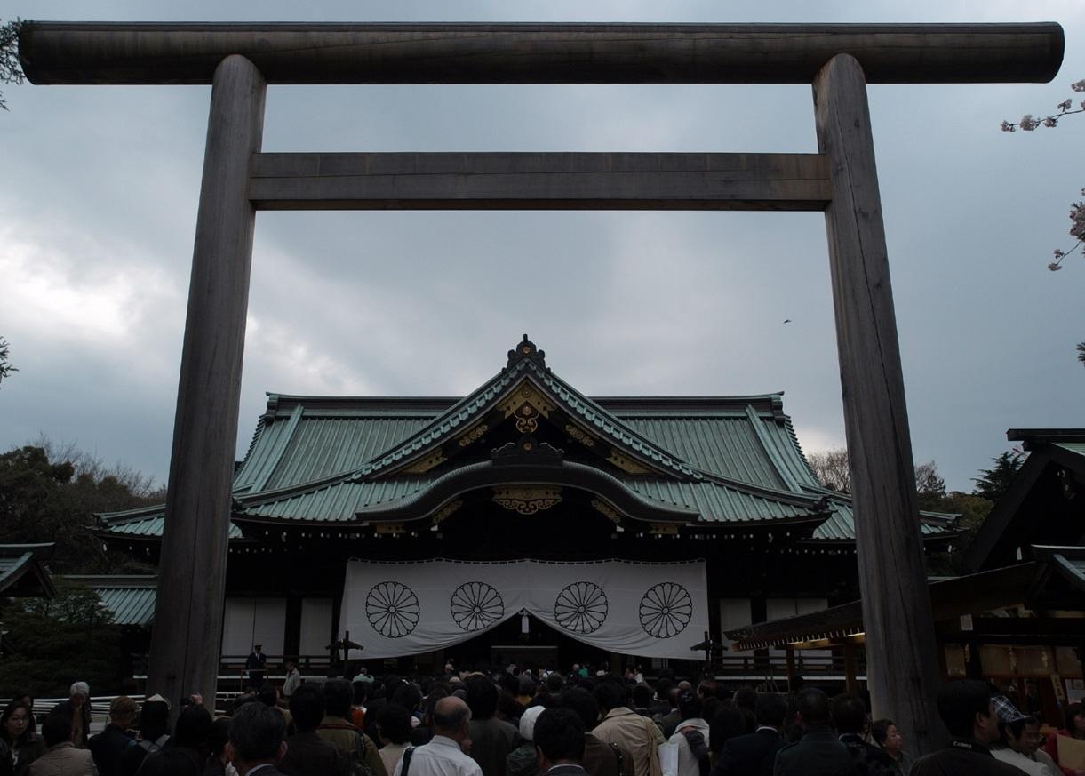 千代田区_靖國神社