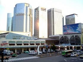 品川駅_風景