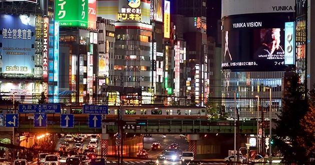 新宿駅_風景