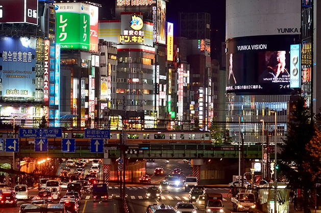 新宿駅で暇つぶし(時間つぶし)が...