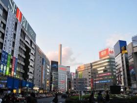 池袋駅_風景