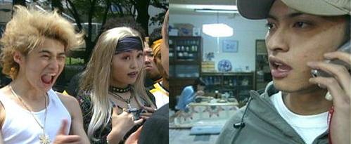 池袋駅_IWGP_キングとマコ