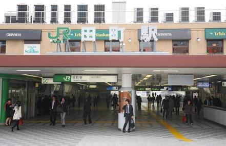 田町駅_風景