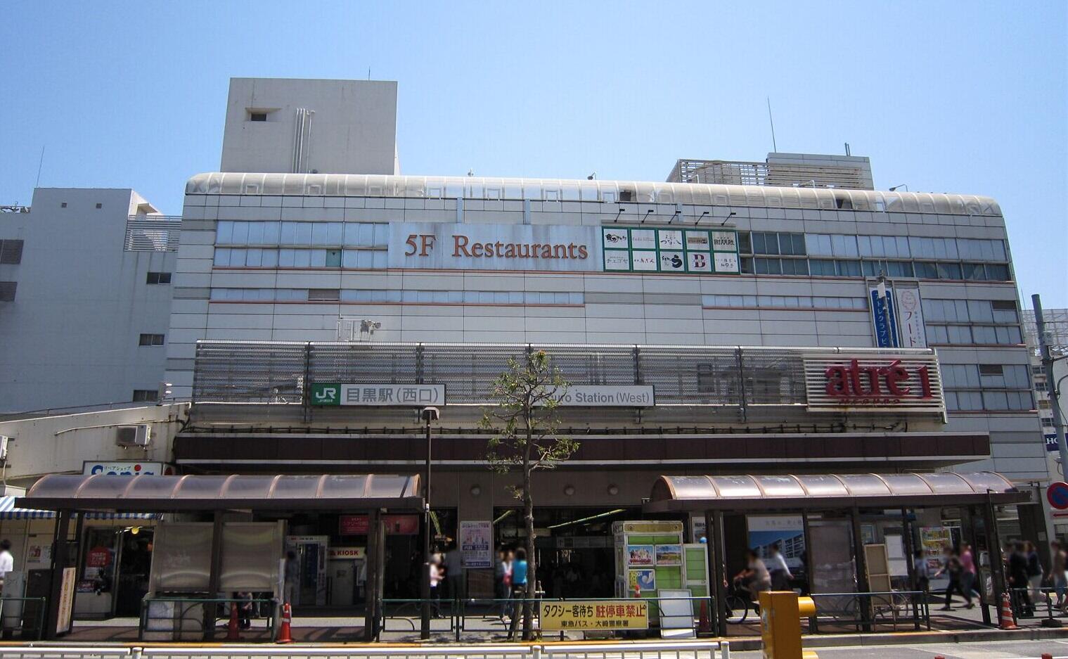 目黒駅のパフォーマンス
