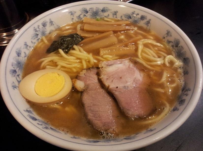 駒込駅_ラーメン_ごとう