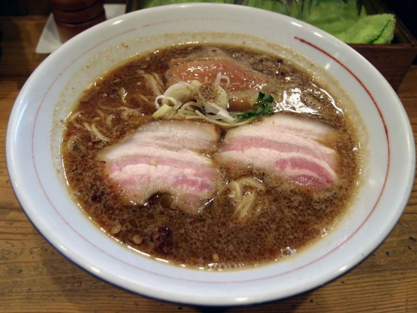 駒込駅_ラーメン_カボちゃん