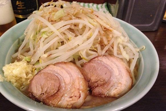 駒込駅_ラーメン_麺やあかつき
