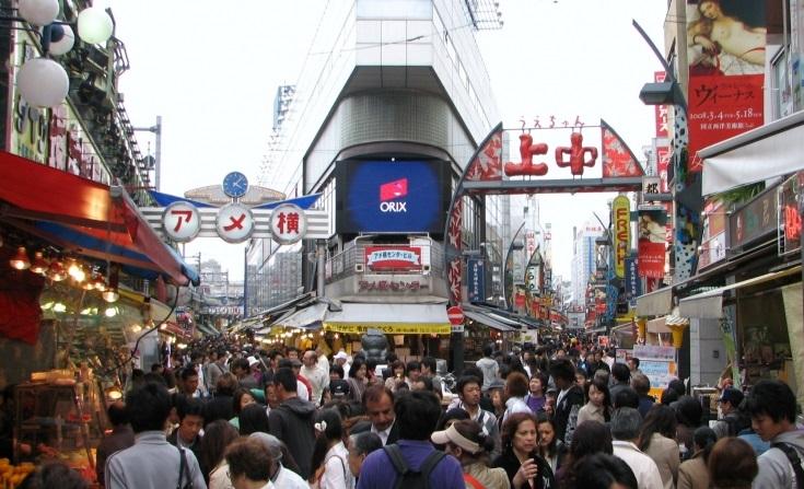 上野駅で暇つぶし(時間つぶし)が...