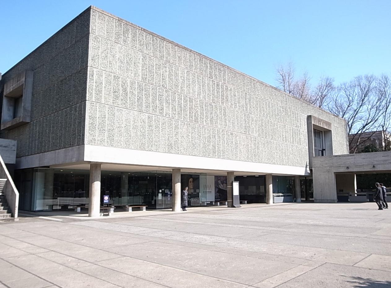 上野駅_西洋美術館
