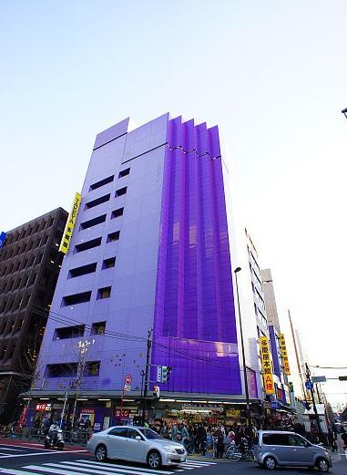 御徒町駅_多慶屋