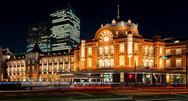 東京駅_東京ステーションホテル