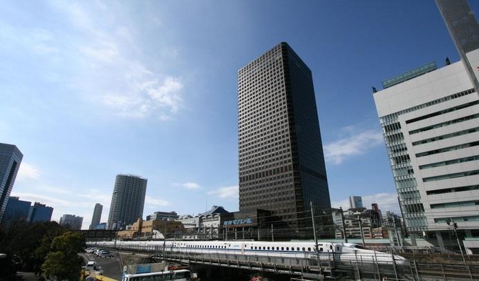 浜松町駅_貿易センタービル