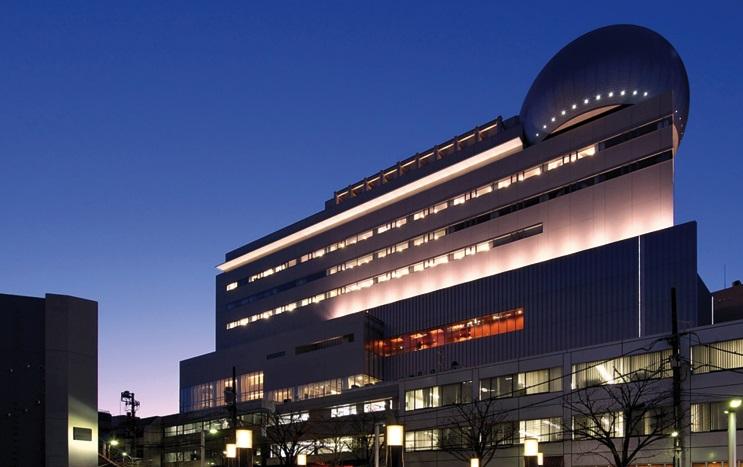 渋谷駅_コスモプラネタリウム渋谷