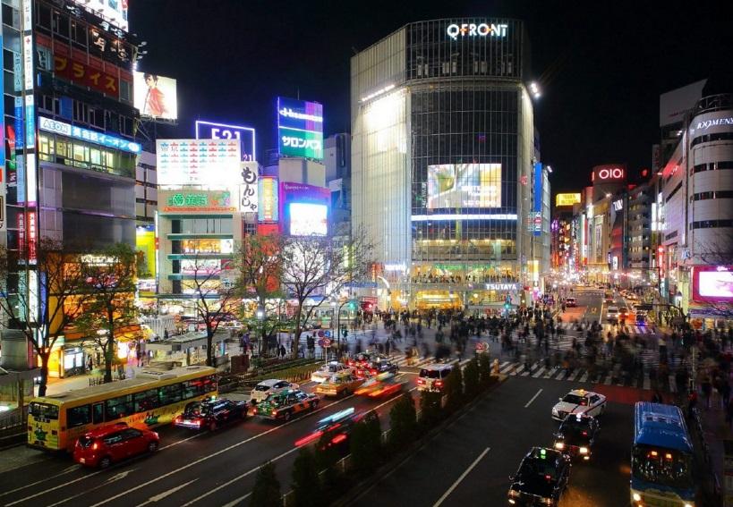 渋谷_夜遊び