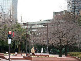 日比谷駅_日比谷公園_風景
