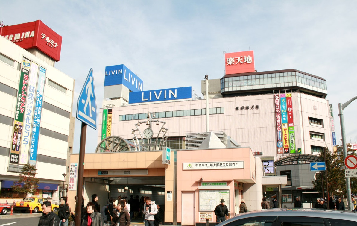錦糸町駅_周辺