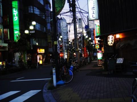 板橋駅_風景