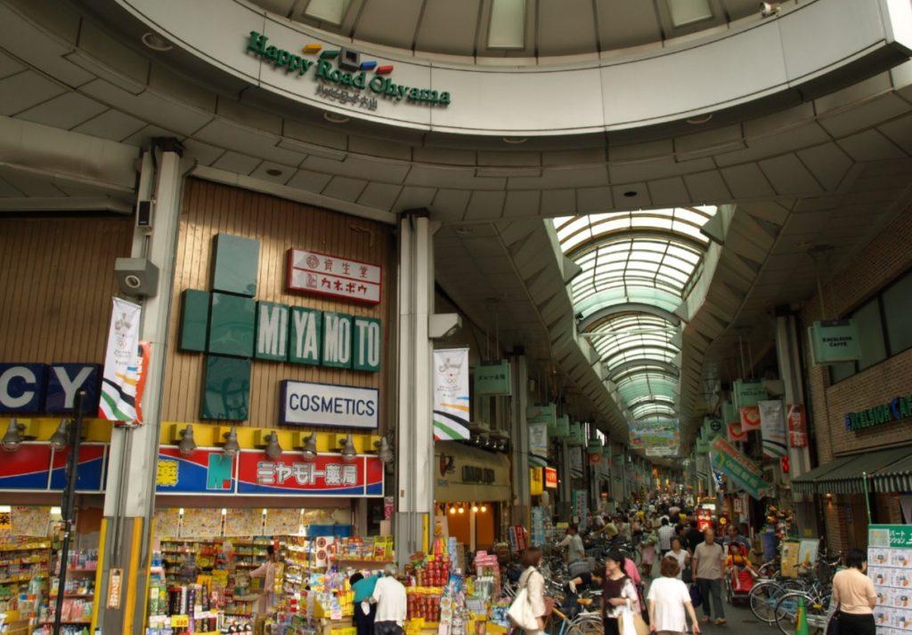 板橋区_東武東上線_大山駅_ハッピーロード大山