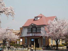 田園調布駅_風景