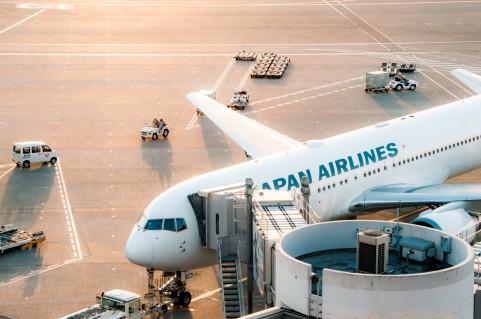 羽田空港_JAPAN-AIRLINES