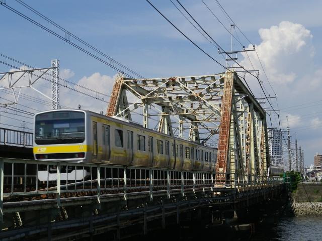 新小岩駅_新中川橋