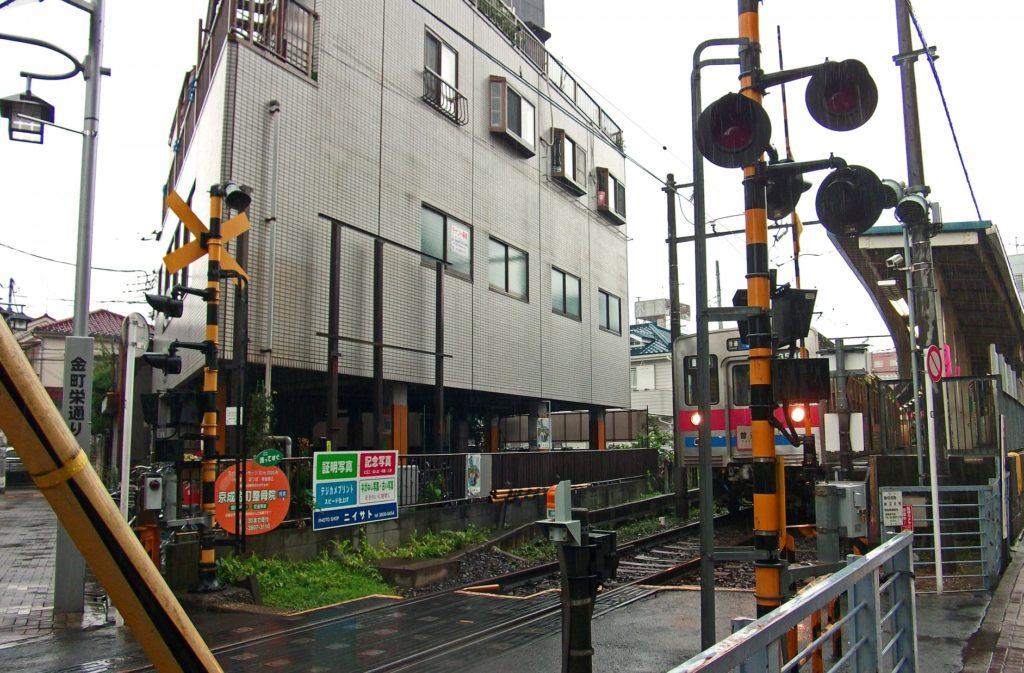 金町駅_風景