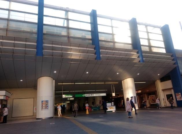 赤羽駅_風景