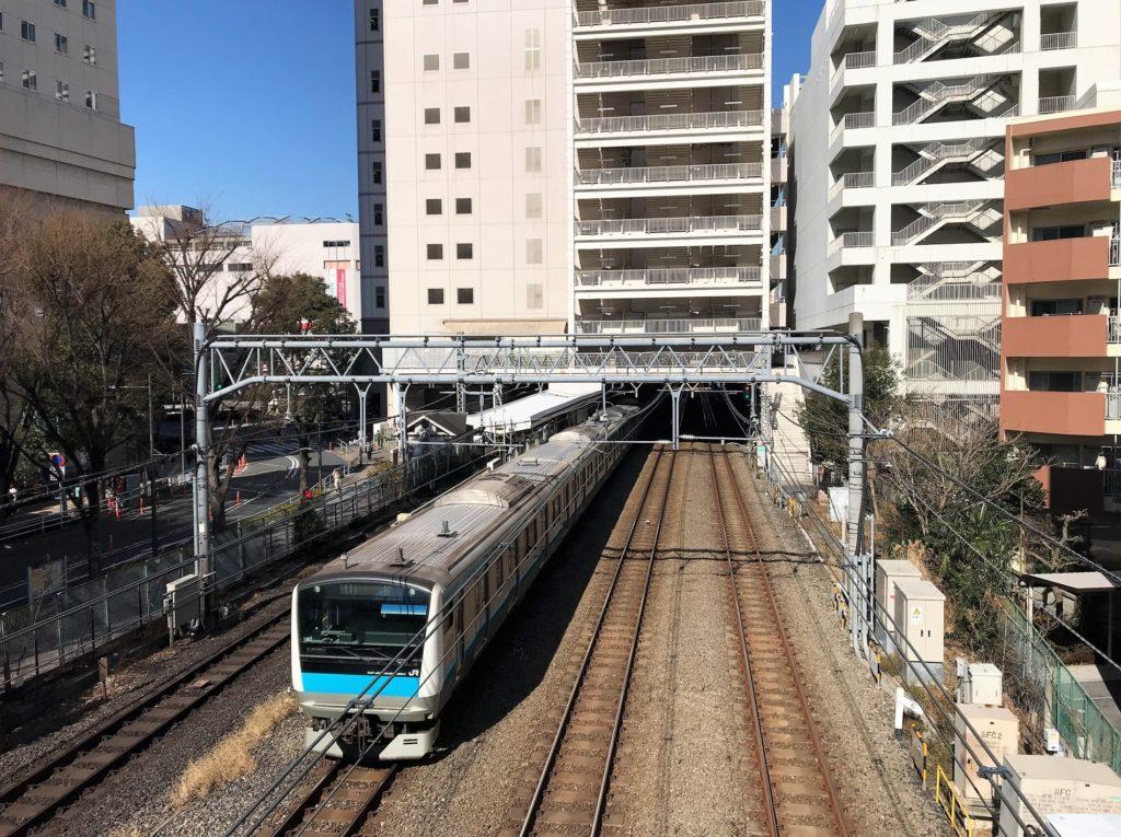 大井町駅_京浜東北線