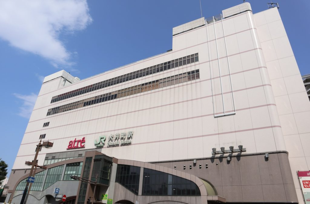 大井町駅_風景