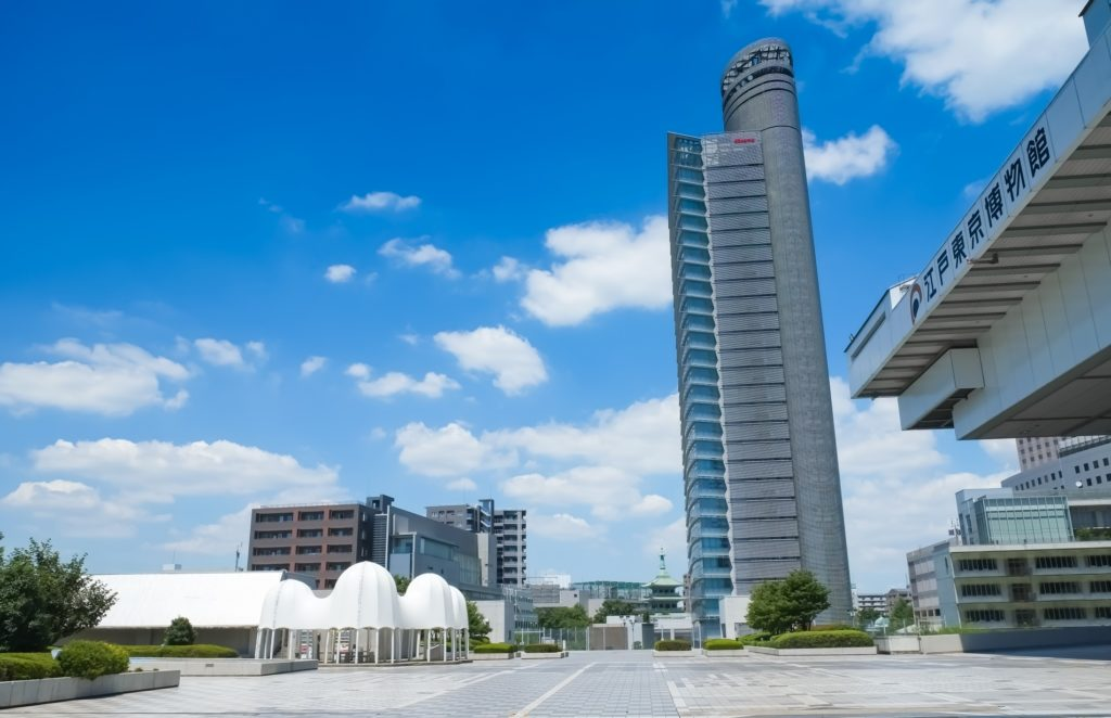 両国駅_江戸東京博物館