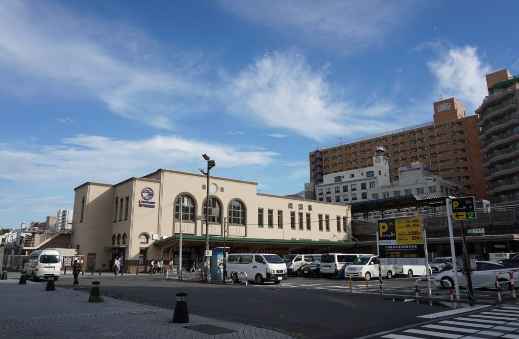 両国駅_風景