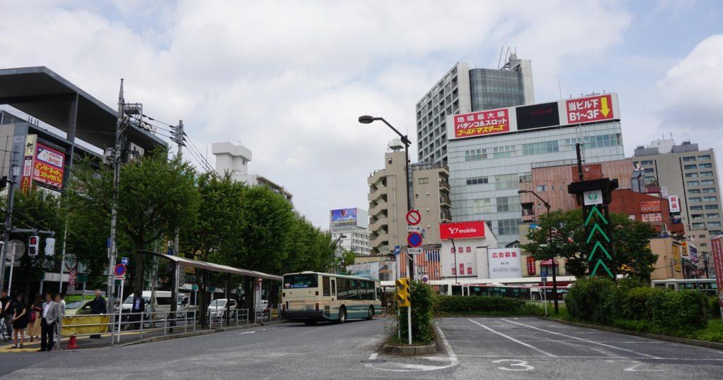 荻窪駅_北口ロータリー