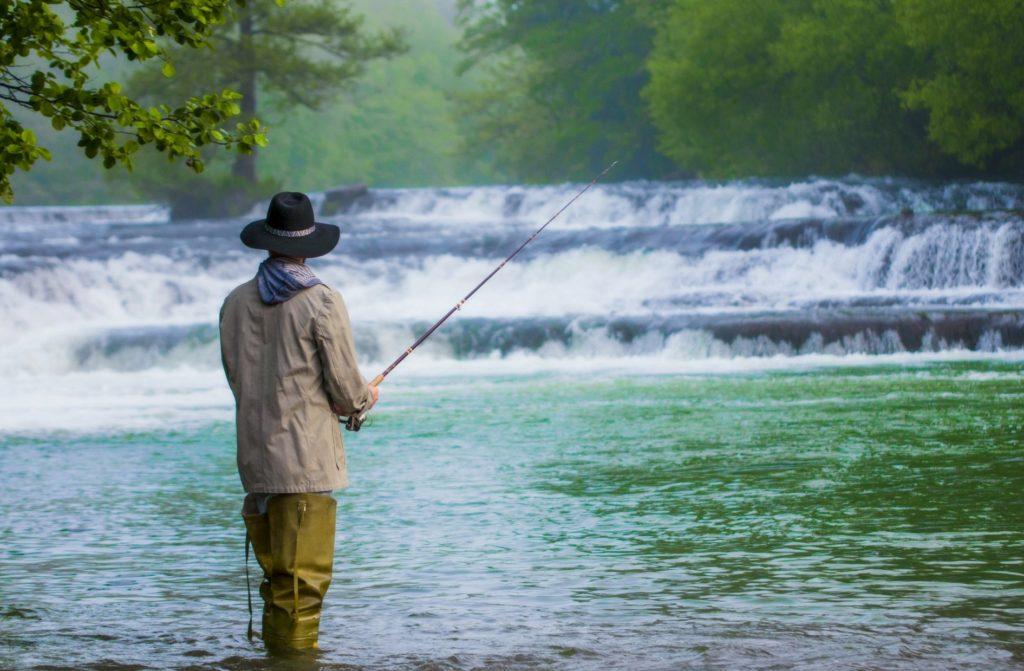 暇つぶしになるおすすめの趣味_釣り