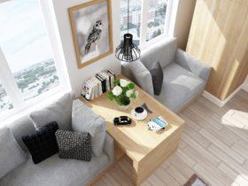 一人ぼっちで自宅でできる暇つぶし_きれいなひとり暮らしの自宅部屋