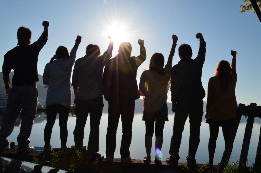 友達大勢で楽しめる人気の遊びやおすすめの暇つぶし方法_外で大勢で遊ぶ