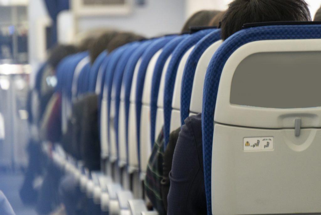 飛行機内でできる暇つぶし_機内
