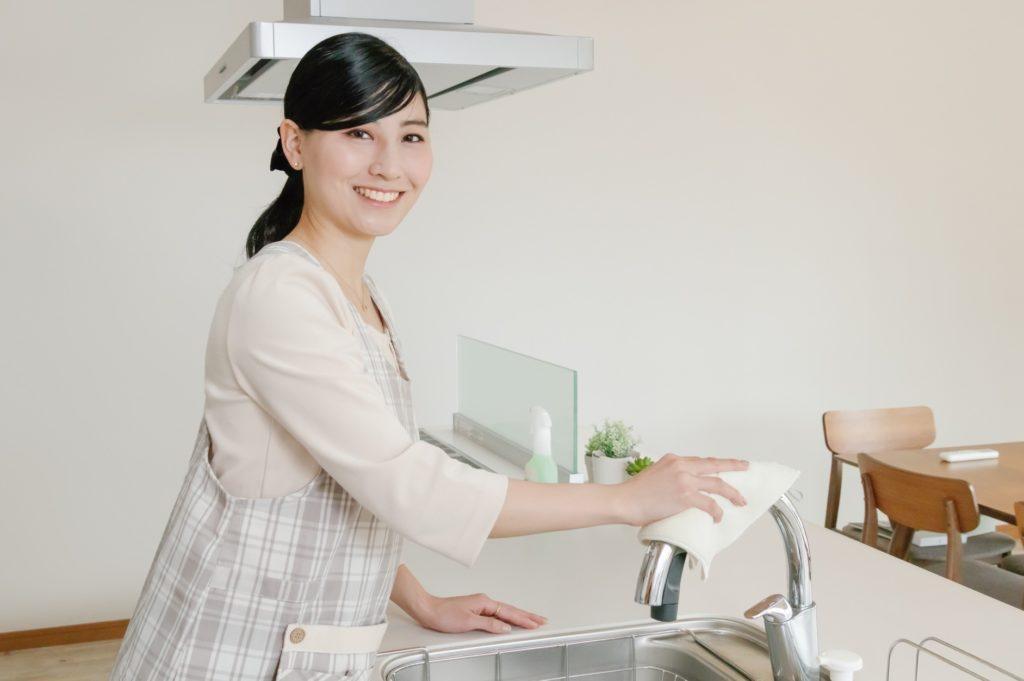 子なし専業主婦の暇つぶし_キッチン