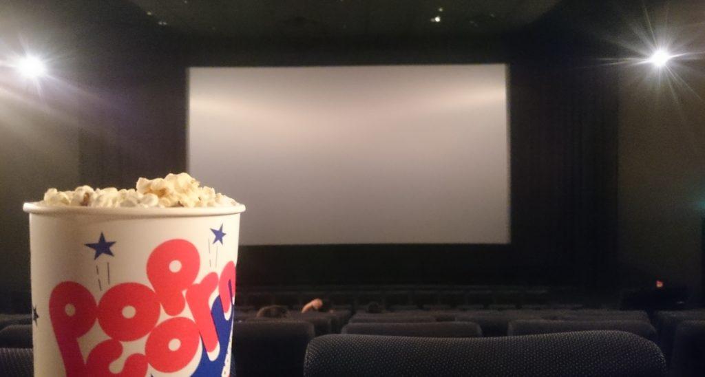 大雨の日や梅雨における暇つぶし_映画