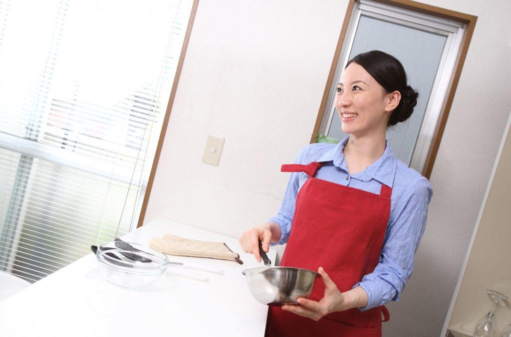 子なし専業主婦の暇つぶし_お菓子作り